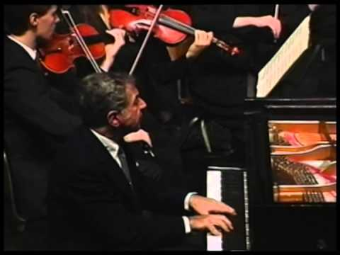 Beethoven Piano Concerto No. 5, Claude Frank and KU Symph. Orchestra cond. Brian Priestman