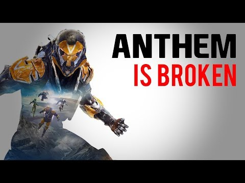 Anthem PC Performance & Gameplay - ANGRY RANT