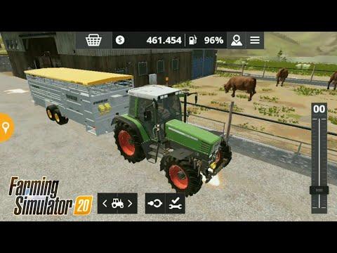 Hayvancılığa Giriş! Farming Simulator 2020 #2