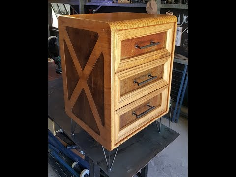 "Make a ""Retro Industrial Drawer Cabinet"" - Forme Industrious"