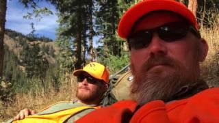 Elk Hunt 2016 - Colorado, Unit 54