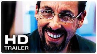 НЕОГРАНЁННЫЕ АЛМАЗЫ Русский Трейлер #1 (2020) Адам Сэндлер Thriller Netflix Movie HD