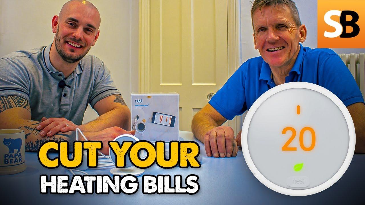 Cut Heating Bills - Baxi  U0026 Google Nest Thermostat E