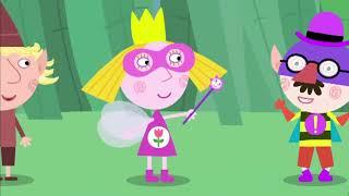 Мультфильмы Серия - Маленькое королевство Бена и Холли - Сборник 35- Мультики