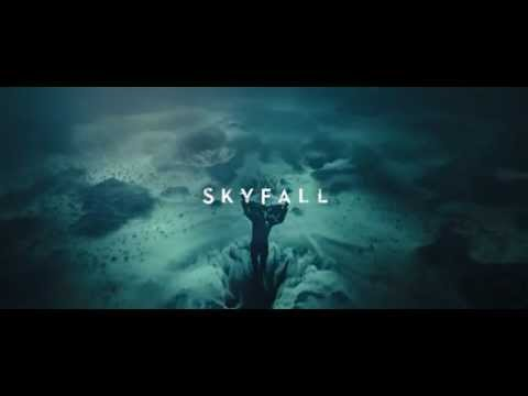 Skyfall Official Theme Song HD
