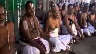 Sudarshana Homam - 2014 Srirangam Temple - Trichy