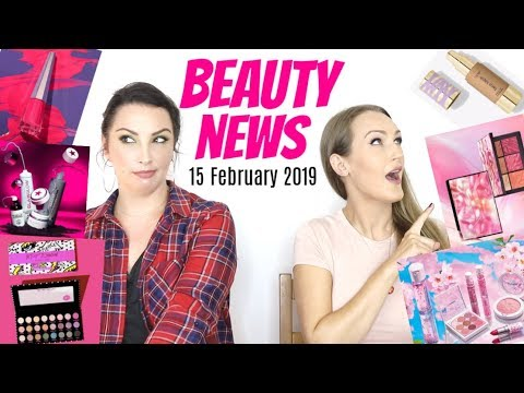 BEAUTY NEWS – 15th February 2019 | New Releases & Updates