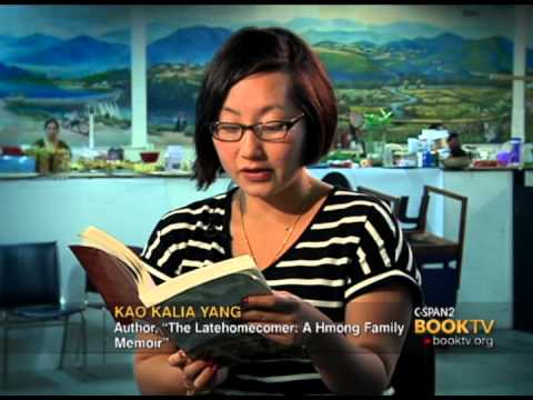 "C-SPAN Cities Tour - Saint Paul: ""The Latehomecomer: A Hmong ..."