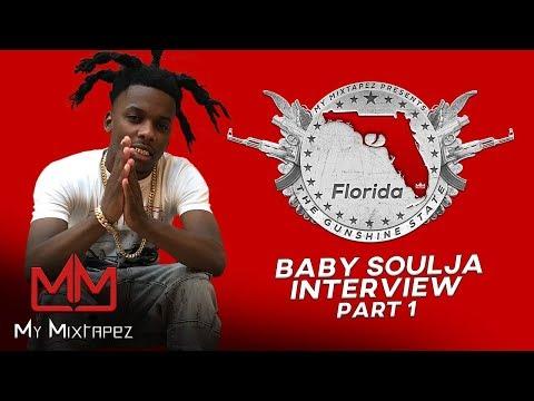 Baby Soulja - I was surprised Boosie Badazz jumped on my single