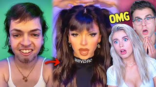 Make Up Transformations You Won't Believe Your Eyes... (Tik Tok Compilation)