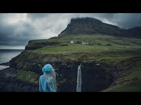 Faroe Islands. May 2018