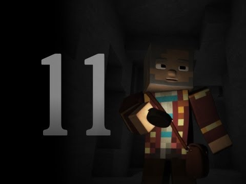 11 Minecraft animation