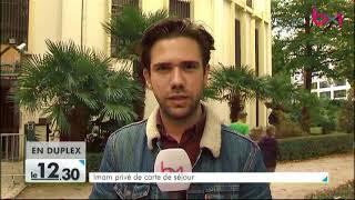 L'imam de la Grande Mosquée de Bruxelles sans carte de séjour : il a lancé un recours