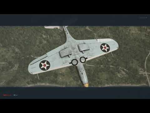 World Of Warplanes | Mitsubishi A6M3 (experimental) | Training Grounds