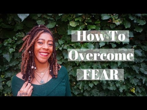 How To Overcome You FEARS || Mecca Freeman