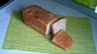 Хлеб полезный со злаками на закваске Левито Мадре