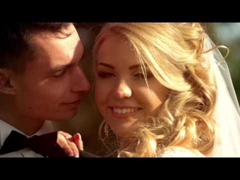 Артур и Людмила (17.10.2015) - свадебный клип в 4К качестве / Vitaliy Savchuk | Виталий Савчук /