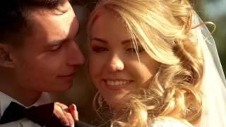Артур и Людмила (17.10.2015) - свадебный клип в 4К качестве / Vitaliy Savchuk   Виталий Савчук /