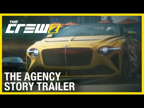 The Crew 2: The Agency Story Trailer | Ubisoft [NA]