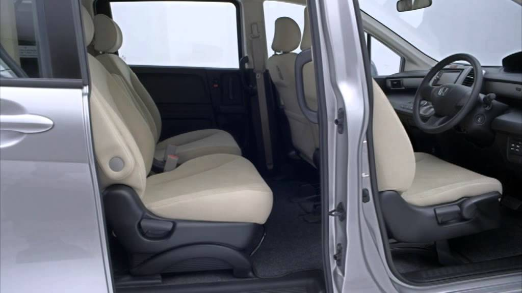New Honda Freed 2013 Youtube
