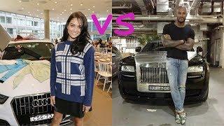 Shanina Shaik cars vs Tyson beckford cars (2018)