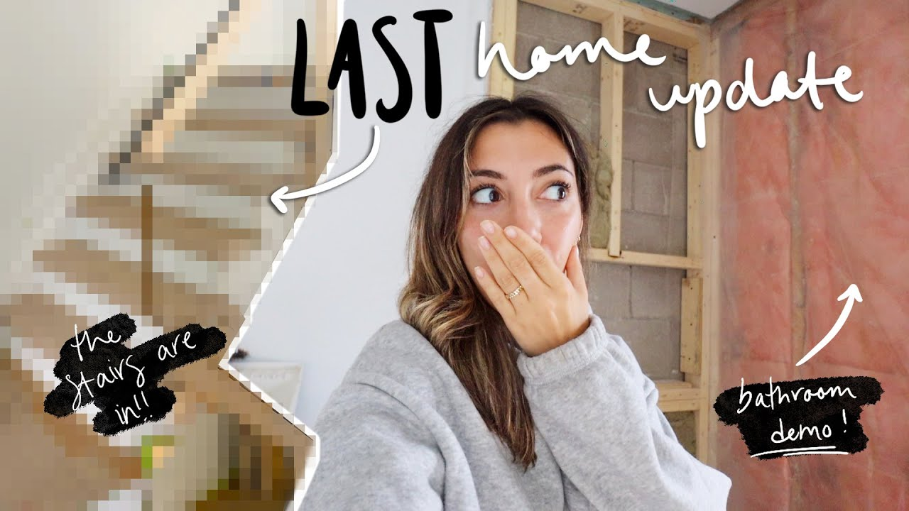 the LAST home renovation update for a while…