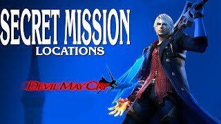 Devil May Cry 4 - All Secret Mission Locations