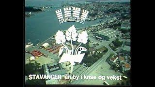 Stavanger - en by i krise og vekst (Hele filmen i høy kvalitet)
