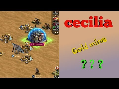 Last Empire- War Z/ Gold Mine Cecilia