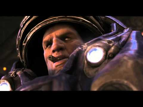 [PC] Starcraft 2: Wings of Liberty at ultra graphic settings (test)
