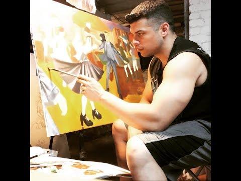 Artist Studio Organization For Better Productivity