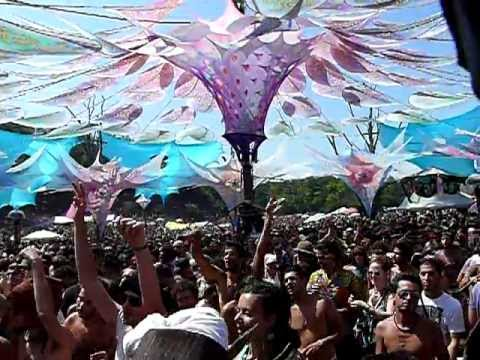 Divine Moments of Truth @ Ozora 2011