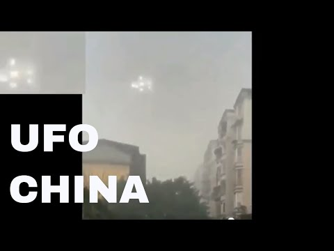 UFO China, Kansas, Netherlands and Chicago  Mass Abduction Caught on Camera