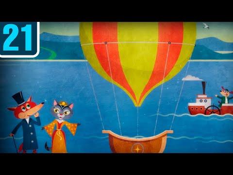 Вокруг света за 80 дней / мультсериал/ 9 серия / Around the World in Eighty Days / cartoonsиз YouTube · Длительность: 21 мин42 с