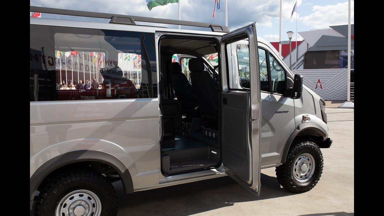 #NEW GAZ SOBOL NEXT 4X4 2019#CONCEPT CAR