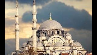 Stambuł - Meczet Sulejmana Wspaniałego - Suleymaniye Mosque - Grobowiec Sinana - Mimar Sinan Tomb
