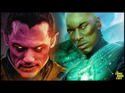 Green Lantern Corps Fast tracked by WB & David Goyer