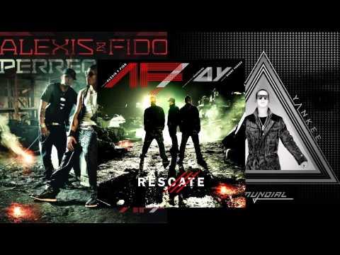 Rescate Instrumental + Acapella - Alexis & Fido Feat. Daddy Yankee