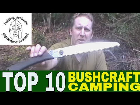 Preferred(10,11,12) Carry Items For Bush Craft, Inspired by Dave Canterbury(Dual Survivor)