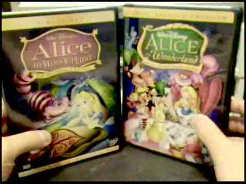 Disney's Alice In Wonderland DVDs Review