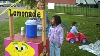 Lemonade Sales On The Vivid Image Lawn
