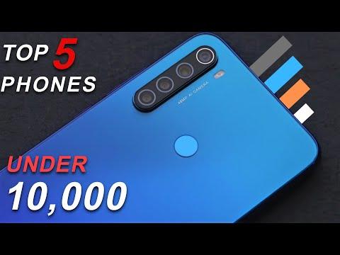 Best Smartphone Under 10000 In January 2020 | Top 5 Phones Under 10000 | Best Phone Under 10000