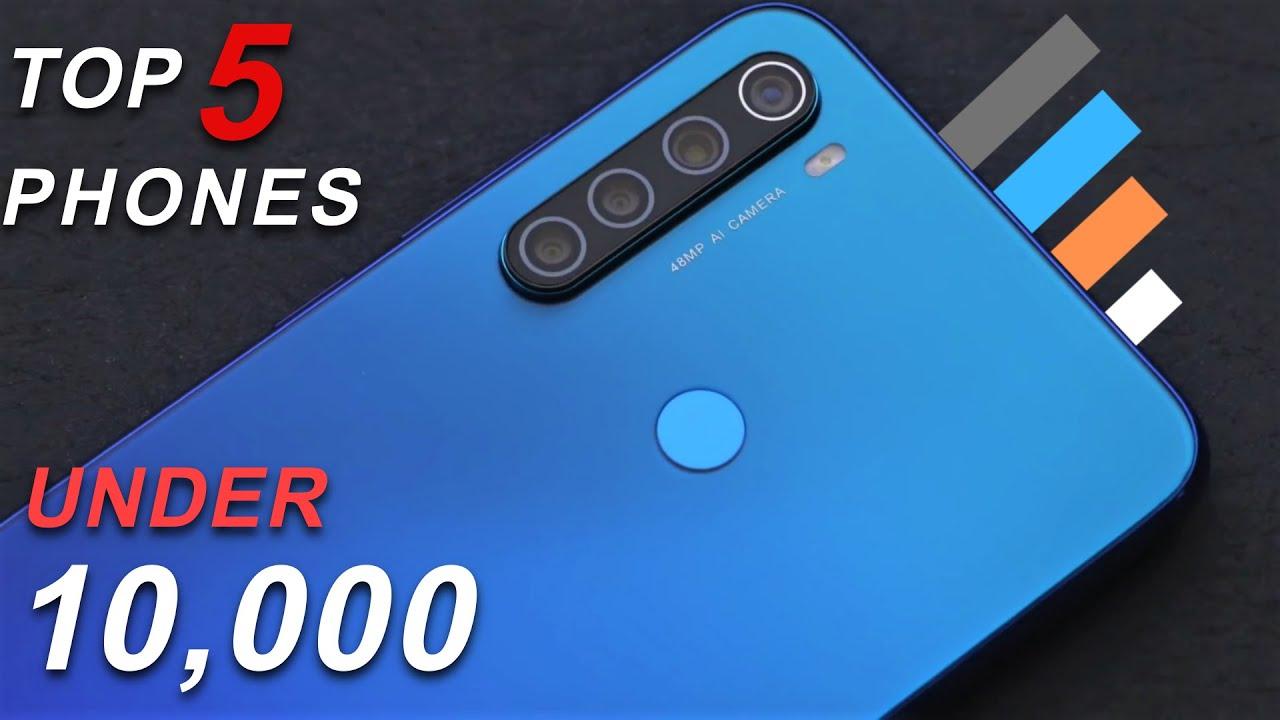 Best Smartphone Under 10000 In January 2020 Top 5 Phones Under