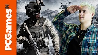 Top 10 best realistic military shooters on PC