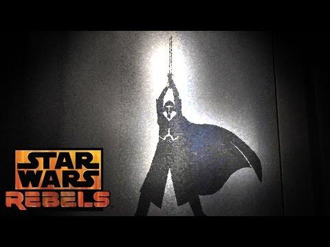 Legacy of the Darksaber | Star Wars Rebels | Disney XD