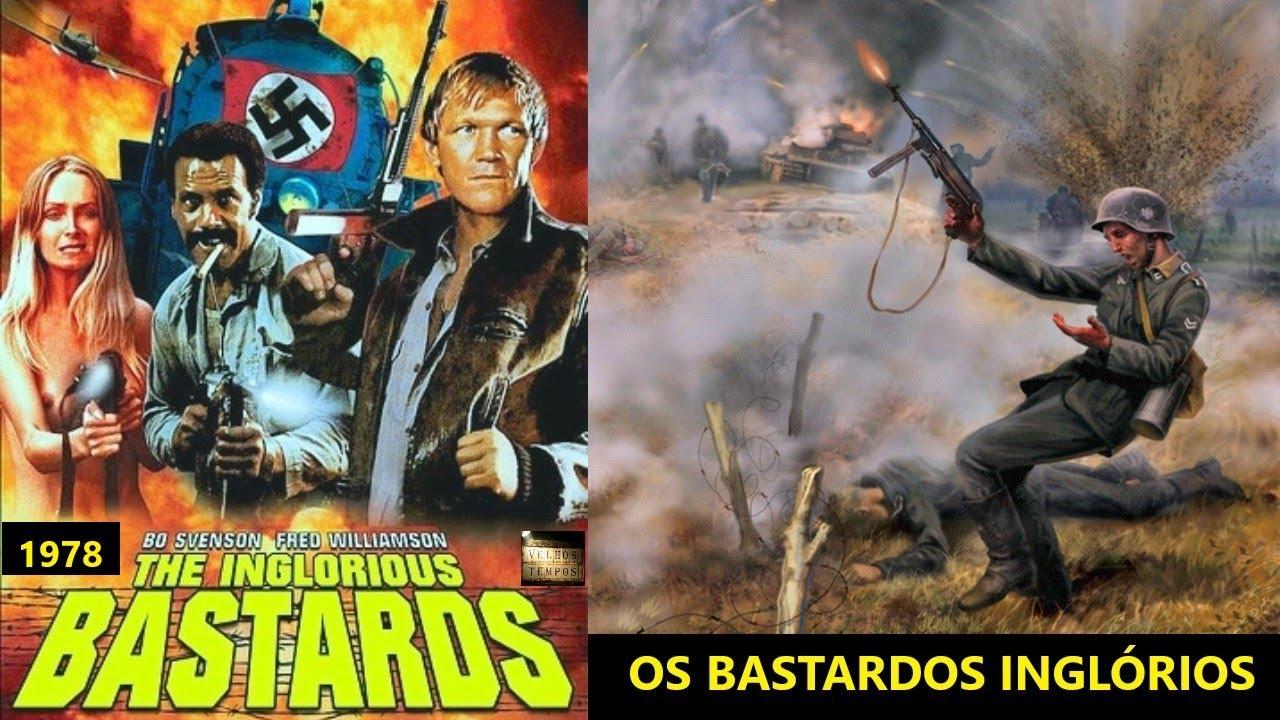 Download Os Bastardos Inglórios (1978), Bo Svenson & Fred Williamson, Legendado