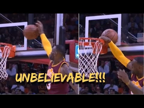 "NBA ""UNBELIEVABLE"" Wedgies & Stuck Shots"