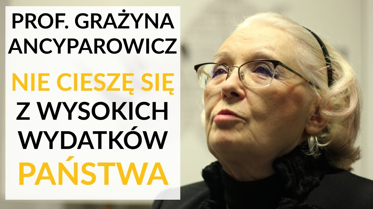 Prof. Ancyparowicz: Reforma emerytalna Morawieckiego może być powtórką z OFE