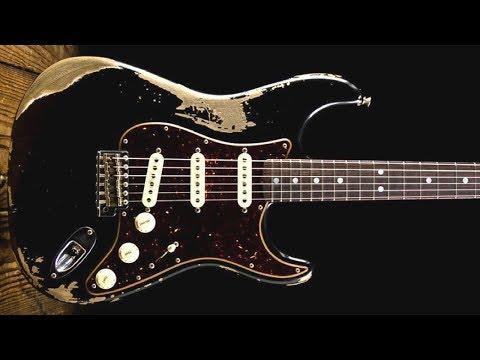 seductive-blues-ballad-|-guitar-backing-track-jam-in-dm