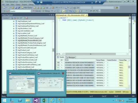 Journées SQL Server 2013 - Data Quality (DQS, MDS)
